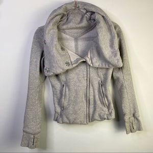 LULULEMON Athletica Rare Karmacollected Jacket